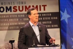 Rick Santorum Freedom Summit