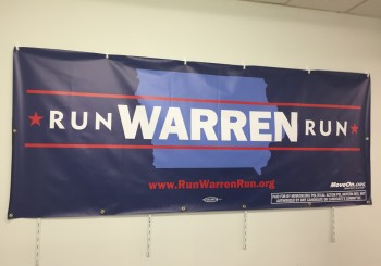 Enough With Elizabeth Warren – Progressives Need An Actual Candidate