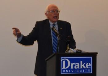 Bernie Sanders Calls for a Revolution… Sort Of