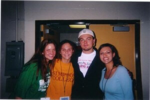 Iowa College Leo DiCaprio