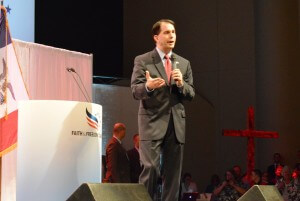 Scott Walker Faith and Freedom