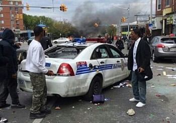 Baltimore Chaos Threatens O'Malley's Legacy, Campaign Launch