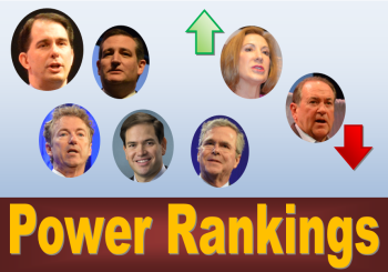 Monday Power Ranking: Iowa Caucus – Republicans