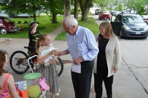 Bernie Sanders Lemonade 1