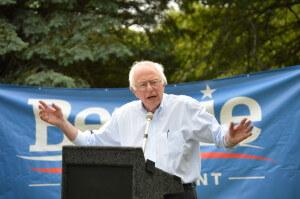 Bernie Sanders West Branch 1