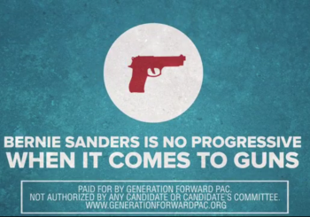 Martin O'Malley Super PAC Hits Bernie Sanders' Record On Guns