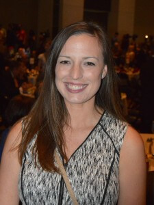 Morgan Miller was given the Rising Star award
