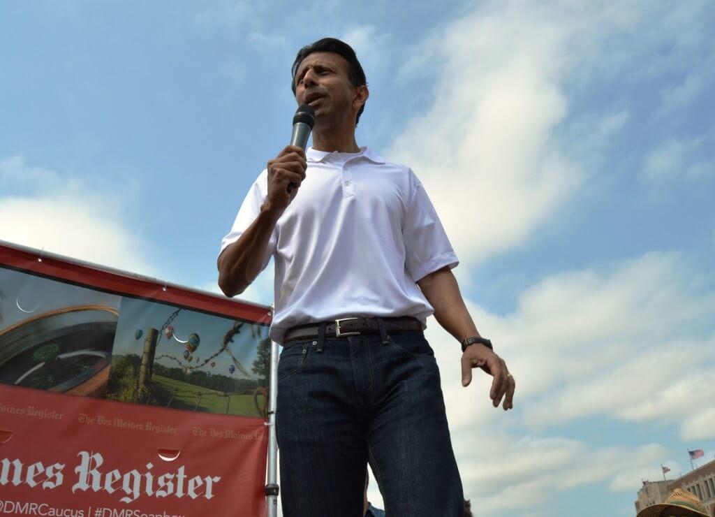 Bobby Jindal State Fair 1