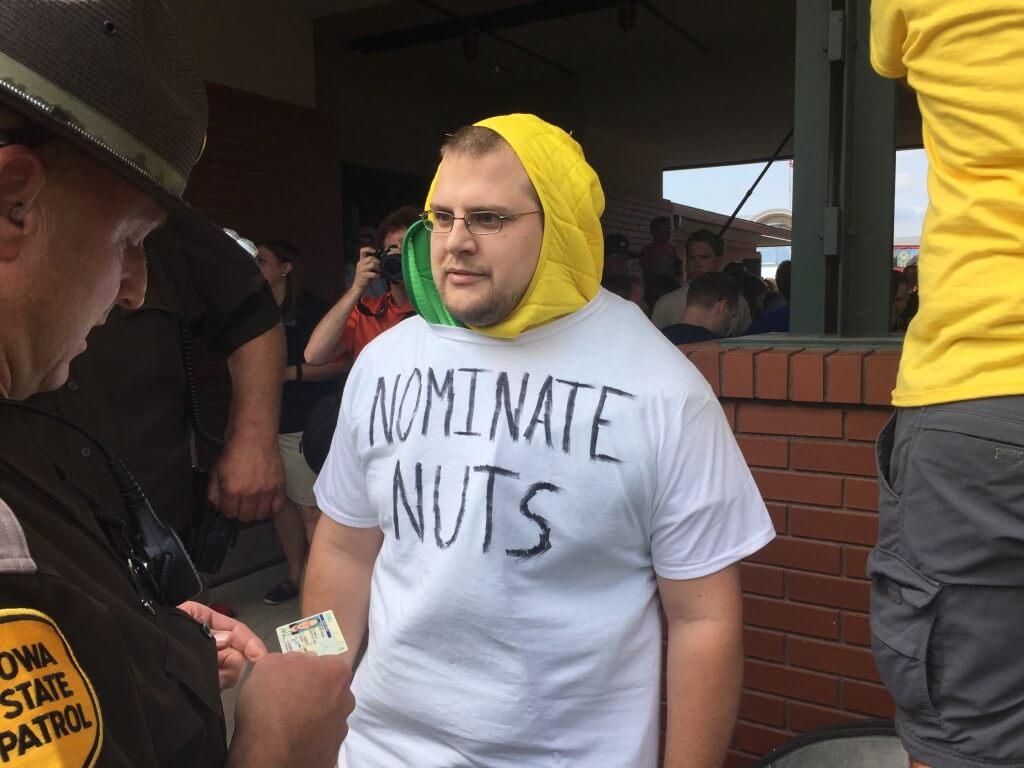 Deez Nuts State Fair