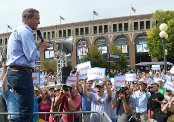 O'Malley Grassroots Effort Chugging Along, Holding 30 House Parties Wednesday