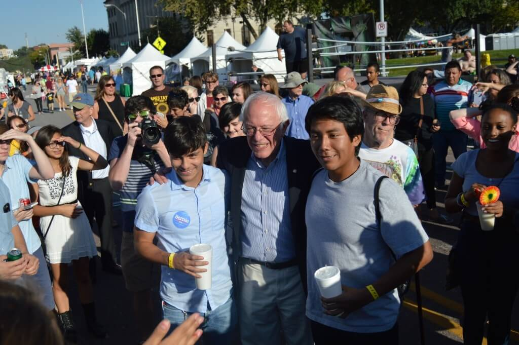 Bernie Sanders Latino Fest 1