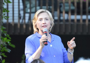 Is It Happening Again To Hillary Clinton?