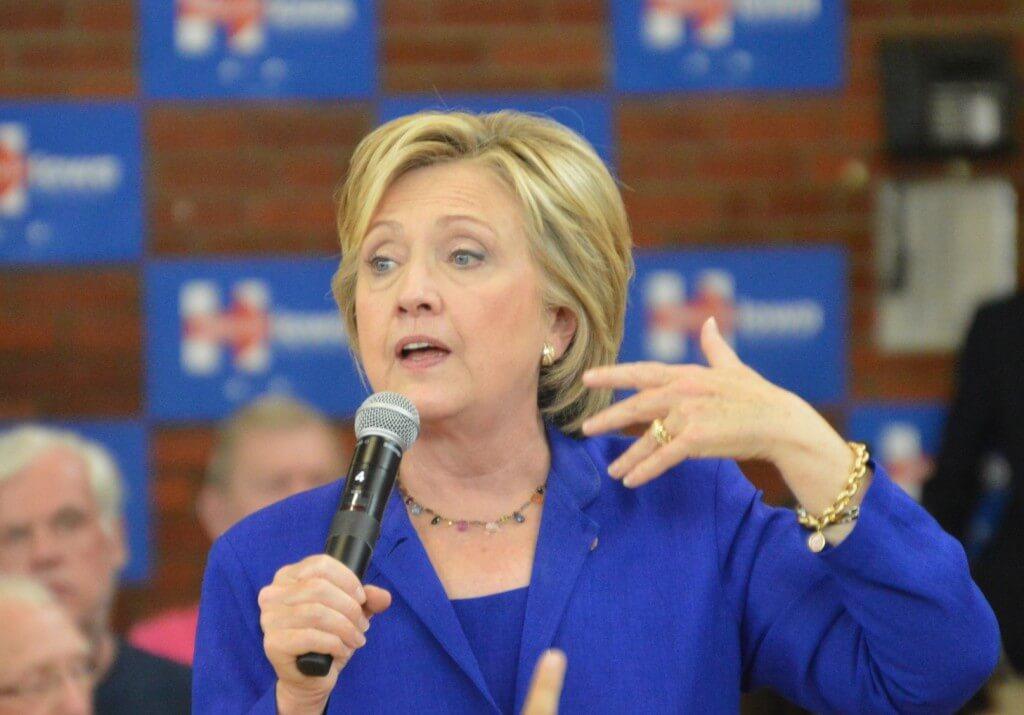 Hillary Clinton Moulton Elementary