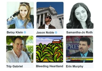 Who You Need To Follow For Iowa Caucus Coverage