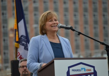 Monica Vernon Gets Ground Game Assist From Progressive Turnout Project