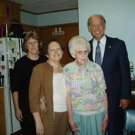 Biden Gronstal family