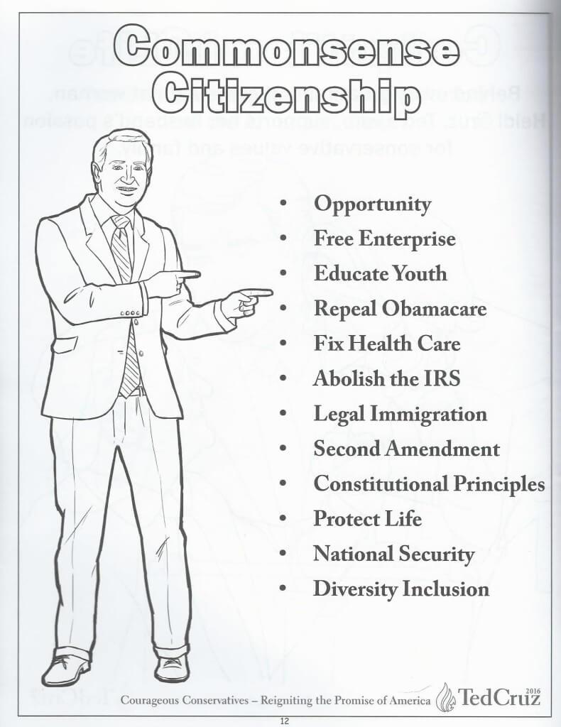 Cruz coloring book 11