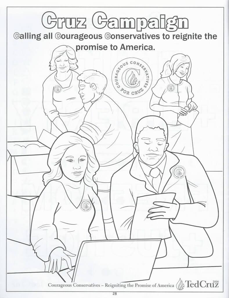 Cruz coloring book 26