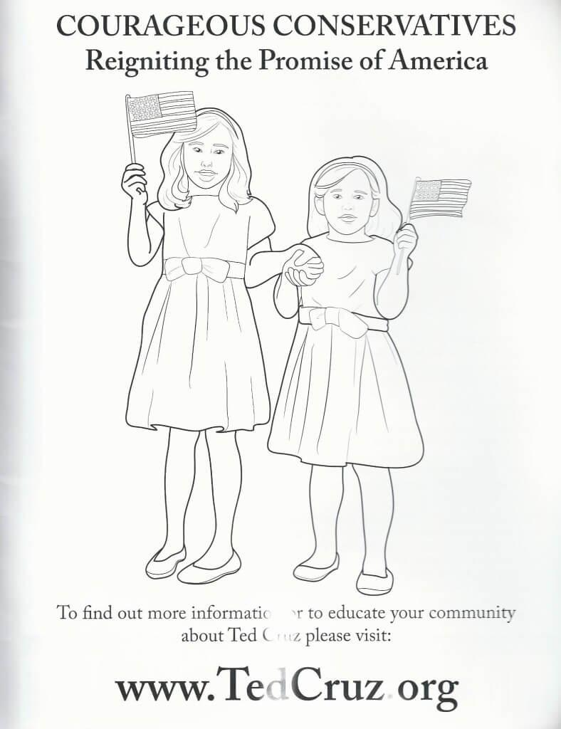Cruz coloring book 27