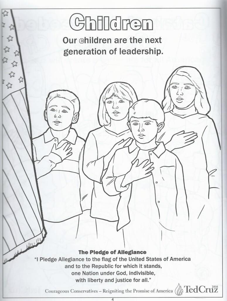 Cruz coloring book 5