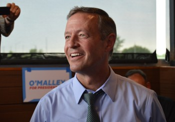 Martin O'Malley To Return To Iowa For Lykam Special Election Help
