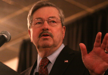 Terry Branstad's War On Workers