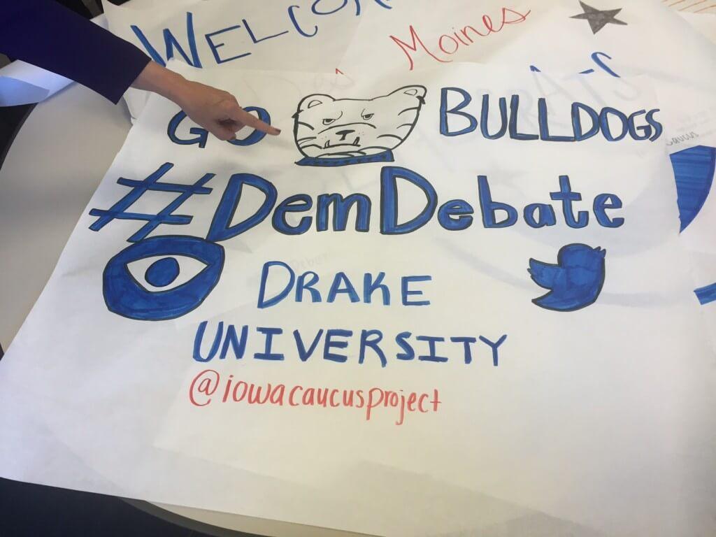 Drake debate 28