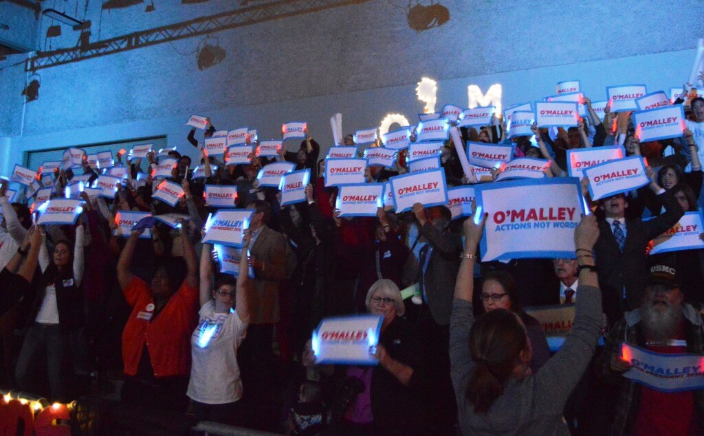 OMalley JJ Crowd