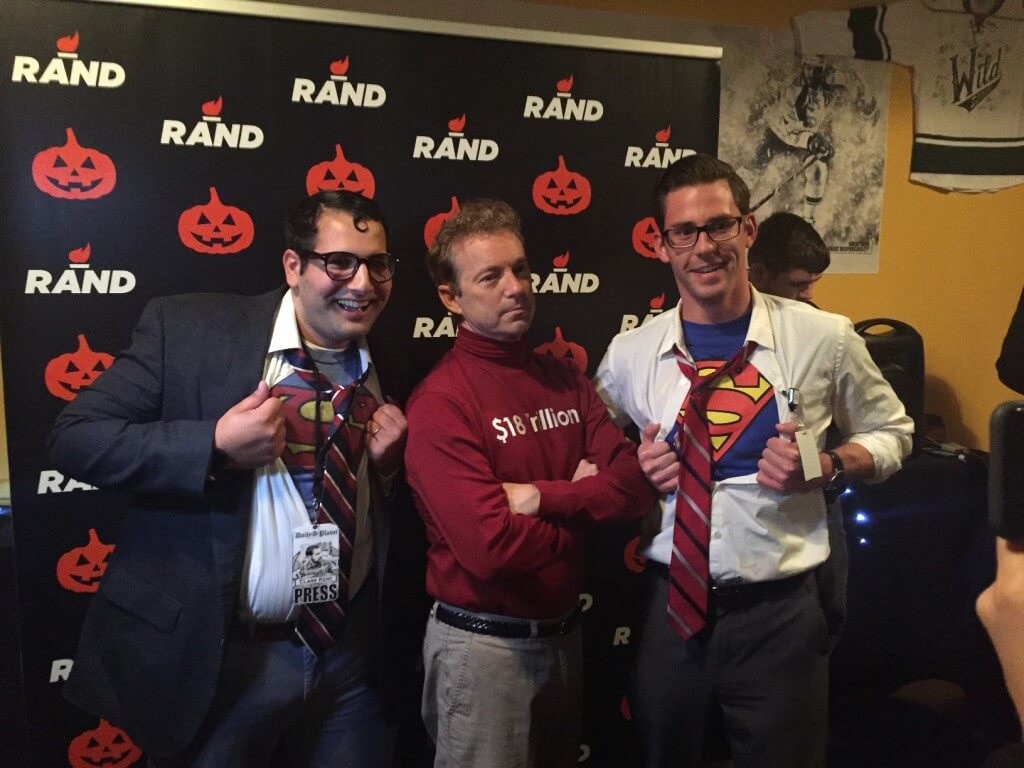 Rand Paul Halloween 8