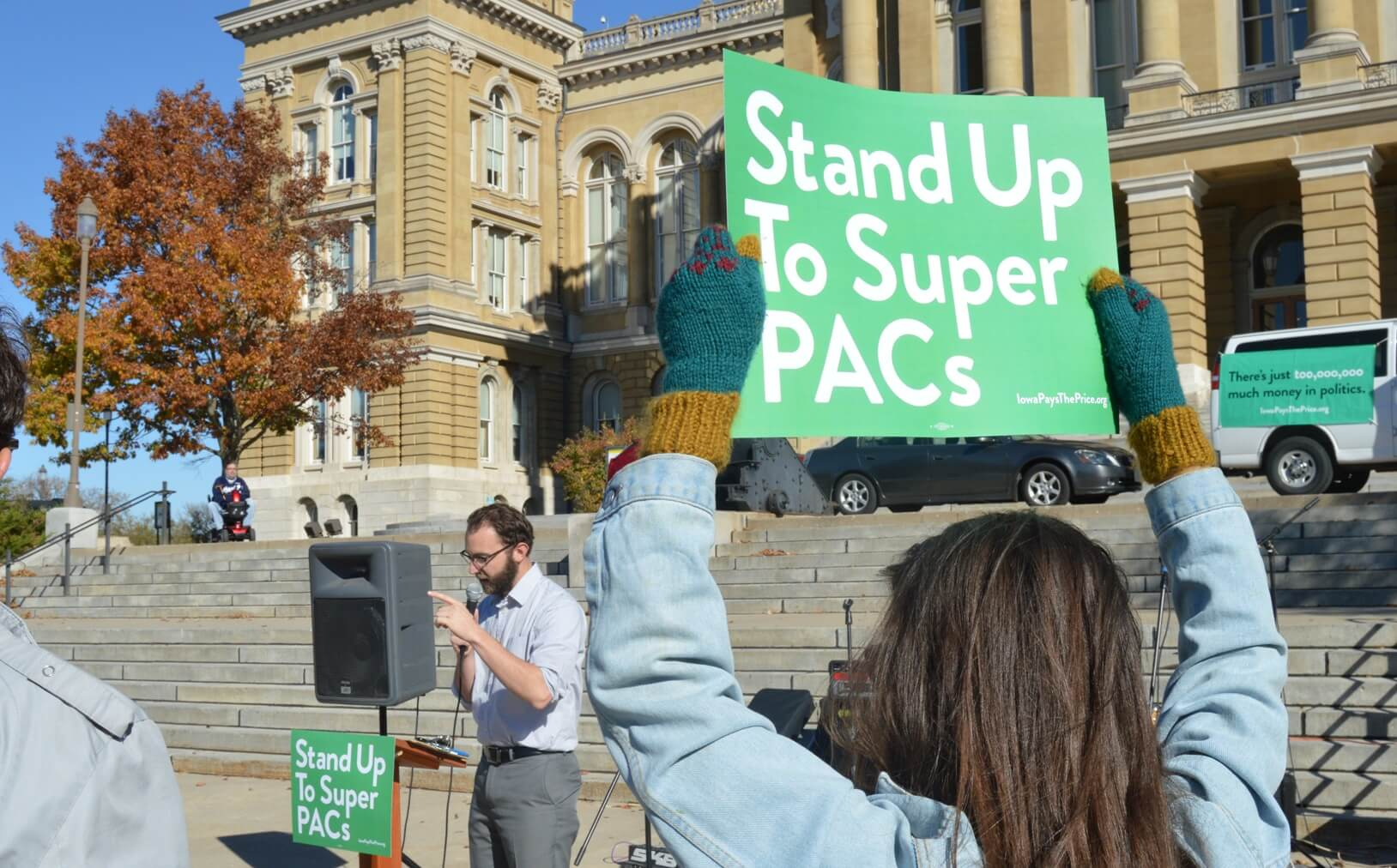 SuperPAC rally 1