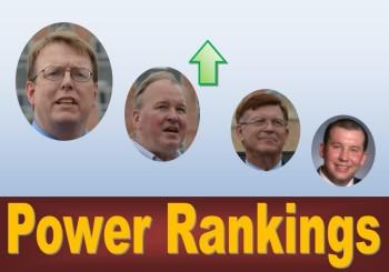 Monday Power Rankings: Senate Primary – Democrats