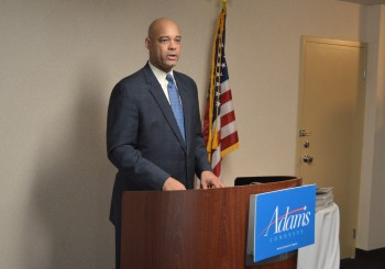 Desmund Adams Gets List Of Endorsements For Christmas