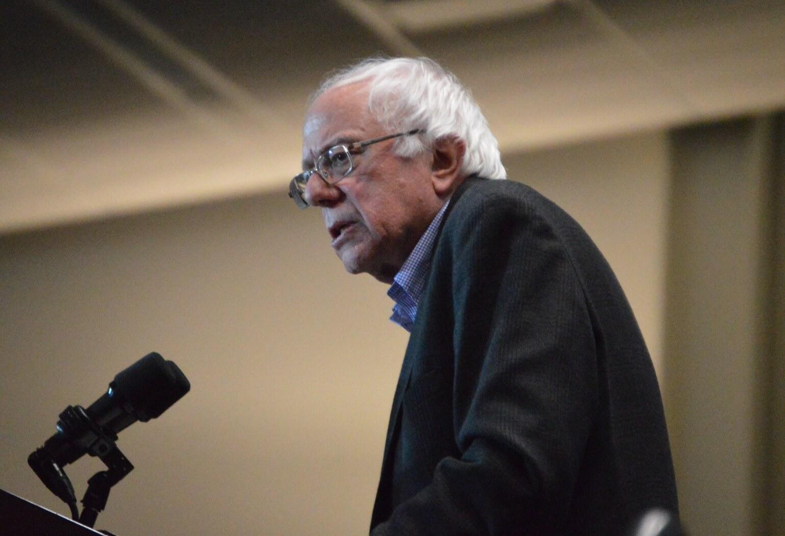Bernie Sanders Upset 2