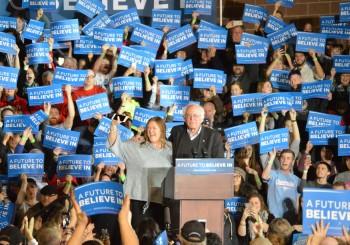 Bernie Sanders Just Passed His 50,000 Iowa Crowd Turnout Mark