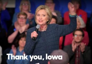 Hillary Clinton's Final Caucus TV Ad: A Thank You To Iowans