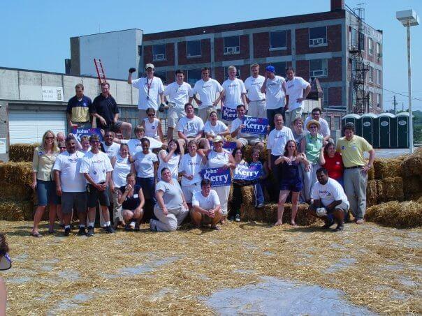Kerry's 2004 Iowa staff