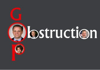 Obstruct, Obstruct, Obstruct Is Iowa House GOP's Plan