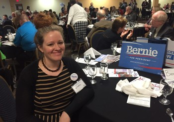 Ready-To-Go Grassroots Armies Greet Sanders Campaign In March States