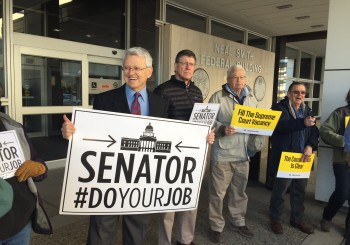 More Groups Join Coalition Demanding Grassley Act On Nomination