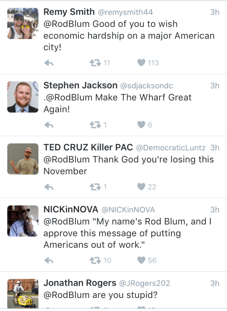 Rod Blum Tweet 2-1
