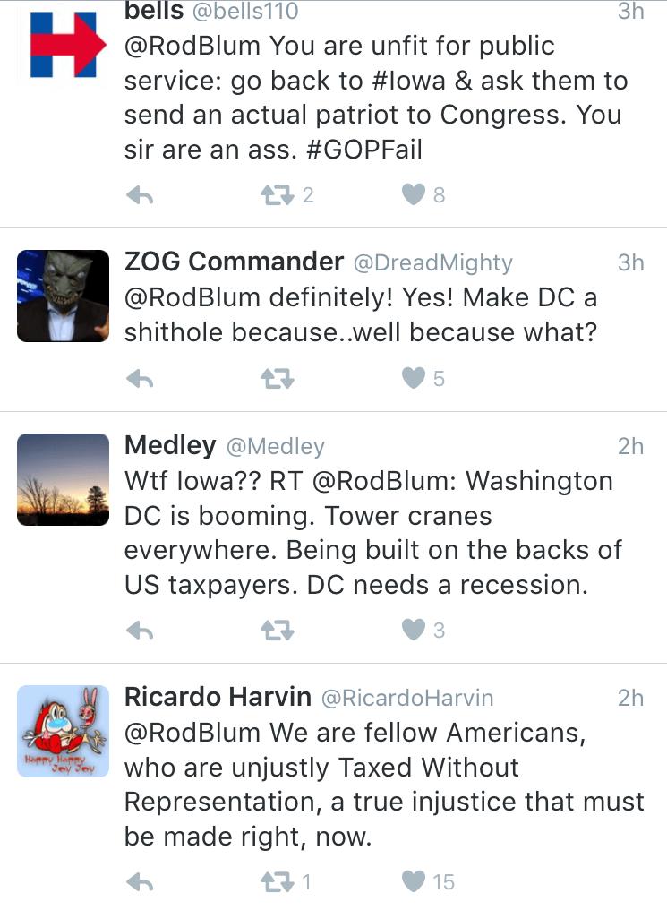 Rod Blum Tweet 4-1