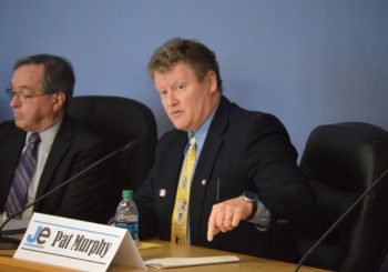 At Forums Democrats Spar Over Labels In 1st District, Mostly Agree In 3rd District