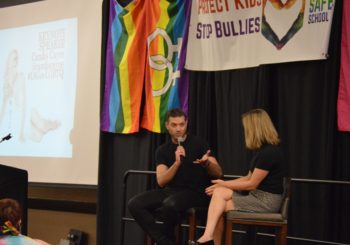 What The Governor's Conference On LGBTQ Youth Is Really Like