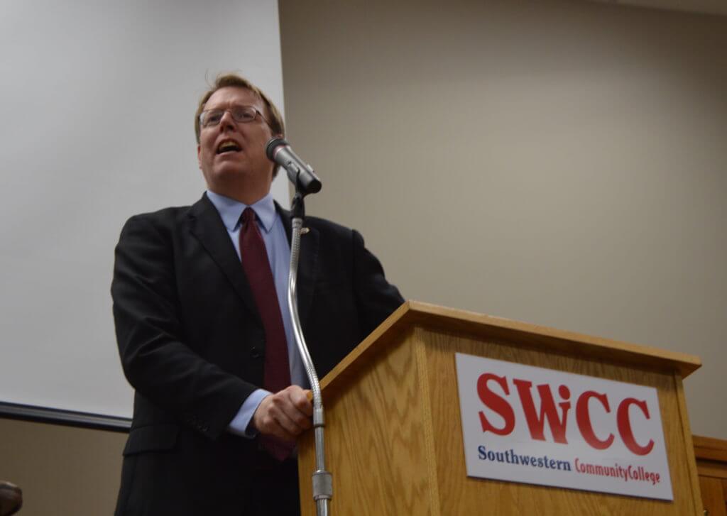 Rob Hogg announces his labor endorsements