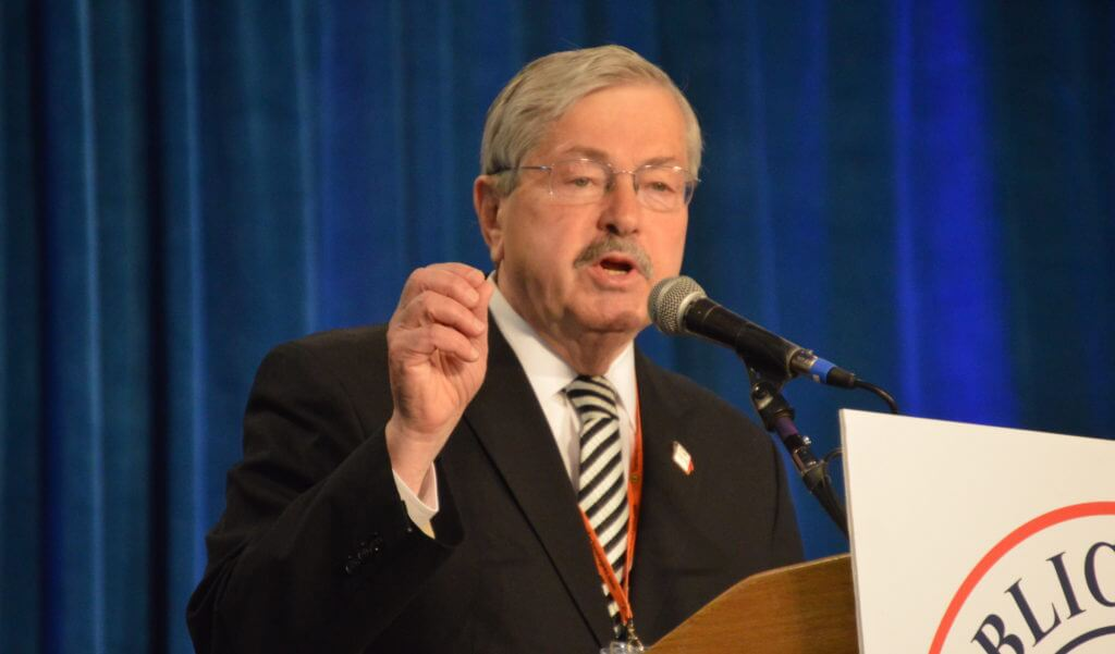 Governor Branstad's son now runs Trump's Iowa operation