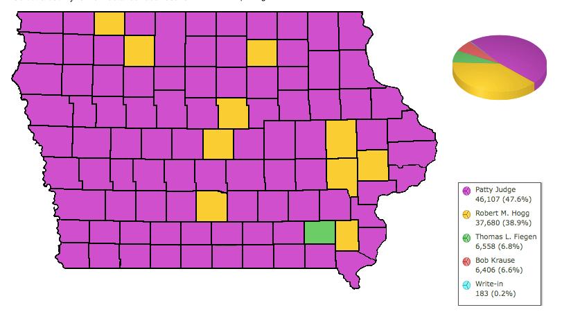 SOS Map 2016 Senate
