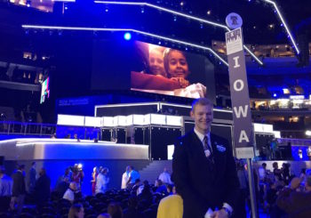 An Iowa Delegate's Experience At The Convention So Far