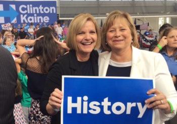 Meet Iowa Democrats' All-Female Tickets