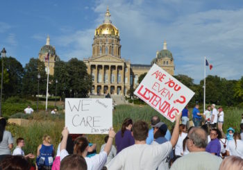It's Time For A March For Science In Iowa