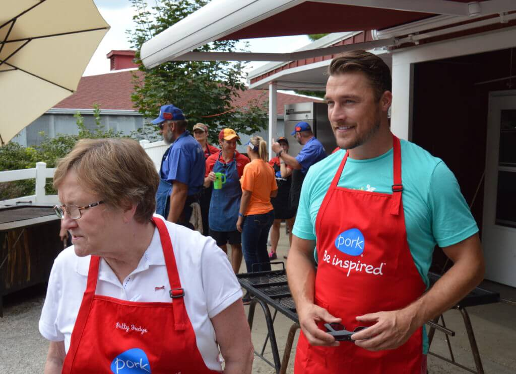 Patty Judge Chris Soules